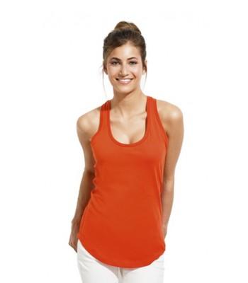 Μπλούζα αμάνικη με αθλητική πλάτη - MOKA