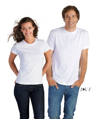 Μπλουζάκια SOL's Regent - Regent Women με 2 τυπώματα στην καρδιά