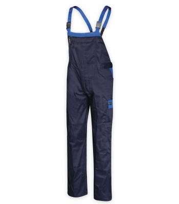 Φόρμα Εργασίας Με τιράντα 046 Μπλε-Ρουα