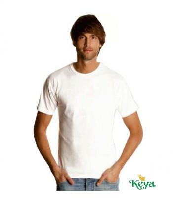 T-shirt Keya 150gr/m² με δύο τυπώματα